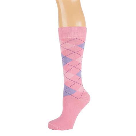 argyle pattern calf socks ebay light coloured argyle calf socks ebay