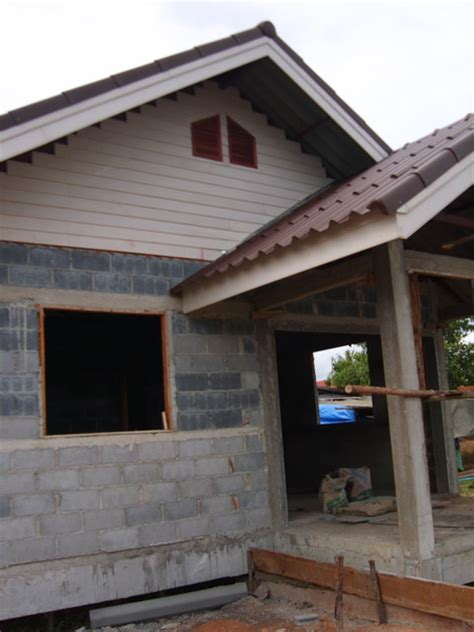 Thailand House Build   Page 2