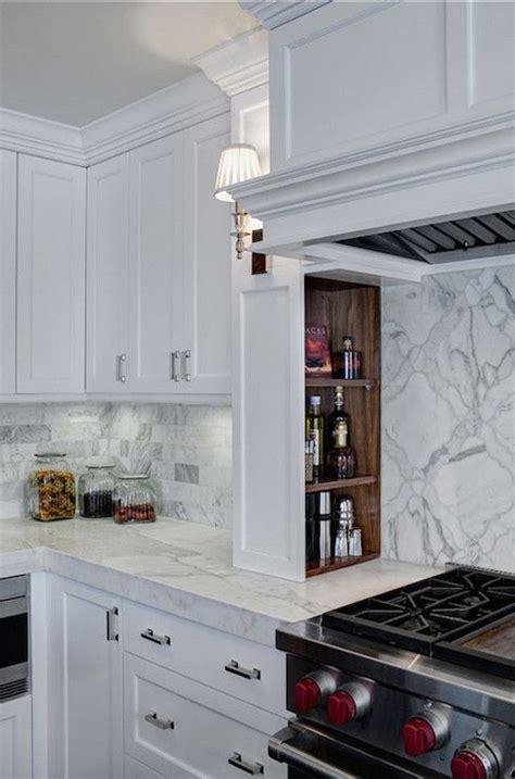 shaker kitchen boasts  paneled vent hood  built