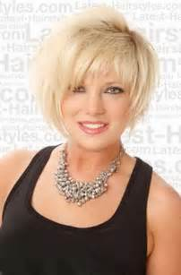 hairstyles for 50 bangs 2016 short hairstyles for women over 50