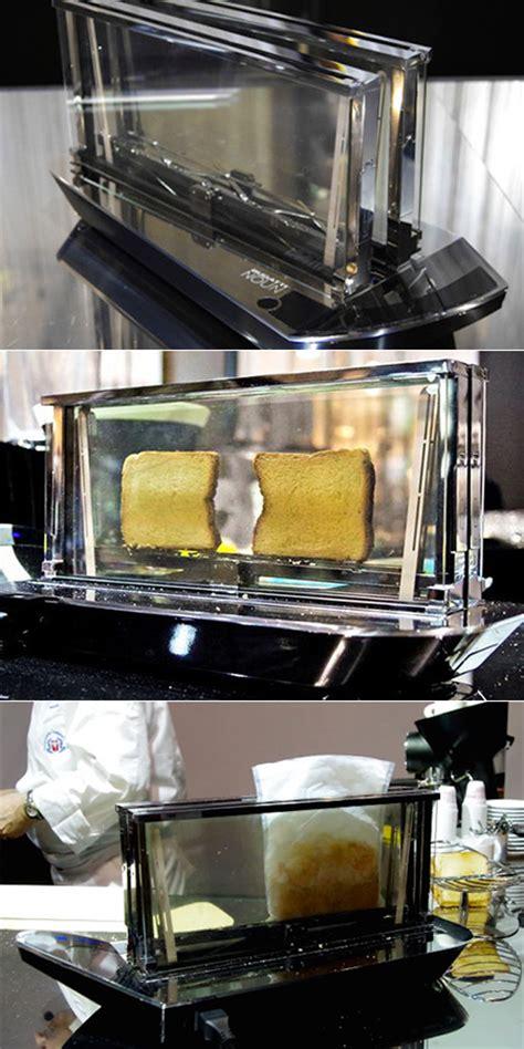 Toaster Mit Glasscheibe by 10 Kitchen Appliances Go Vogue The Design Nation