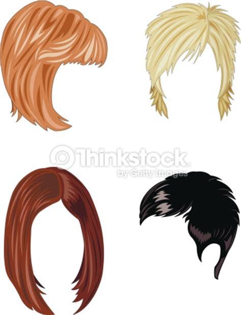 woman hair style genorator free mujer de pelo arte vectorial thinkstock