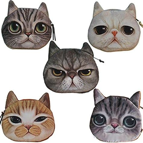 Cat Coin Pouch top 10 gifts for best friends to celebrate national best