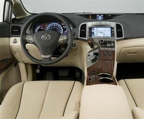 2015 Toyota Venza Interior by 2015 Toyota Venza Review All Surface Player Redesigned