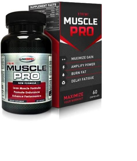 supplement with formula xtreme pro professional grade stacked