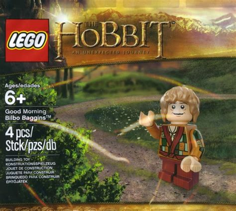 tutorial lego lord of the rings 5002130 1 good morning bilbo baggins brickset lego set