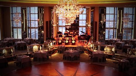 rainbow room inside the storied rainbow room site of the today wedding reception today