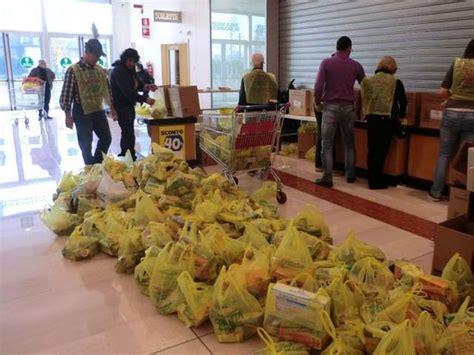 banco alimentare roma contrasto della povert 224 ad aprilia sabato volontari
