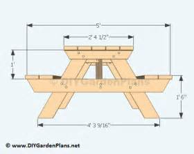 Free Easy Octagon Picnic Table Plans by Diy Building Plans For A Picnic Table