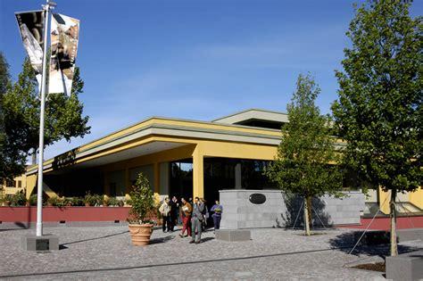 sede barilla parma academia barilla musei cibo