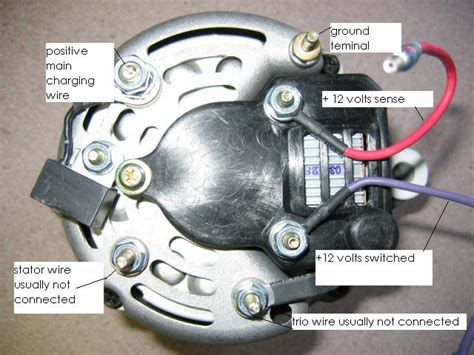 mando alternator install help me check page 1