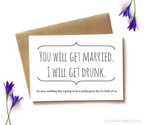 funny wedding card funny engagement engagement card wedding