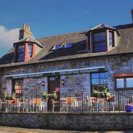 cottage restaurant fern cottage restaurant pitlochry restaurant reviews
