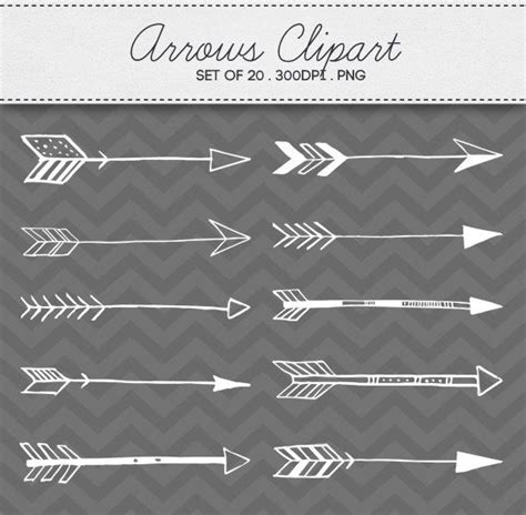 aztec arrow tattoo doodle tribal aztec arrow clipart instant