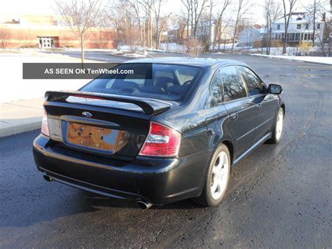 2005 Subaru Legacy Turbo by 2005 Subaru Legacy Gt Intercooled Turbo Awd Automatic