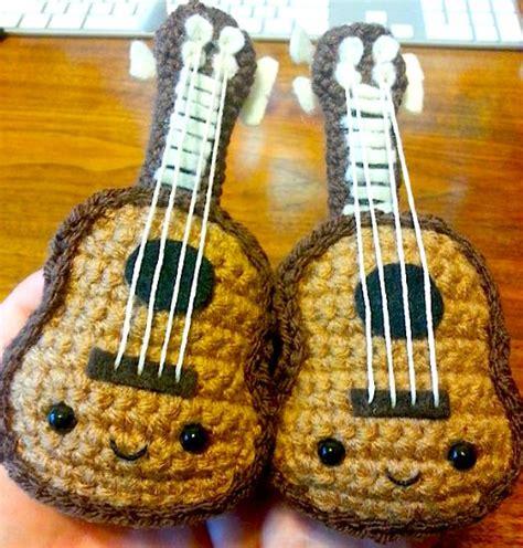 amigurumi violin pattern 12 best muziek instrumenten images on pinterest crochet