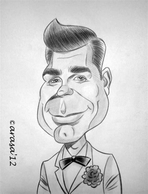 imagenes a blanco y negro de caricaturas caricaturas de famosos james bond 50 aniversario