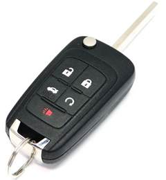 Buick Remote Start 2015 Buick Encore Keyless Entry Remote Flip Key With