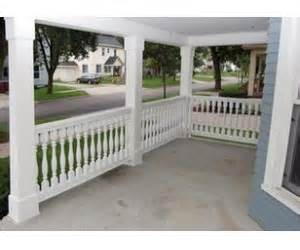 polyurethane balcony rails banisters and railings pvc
