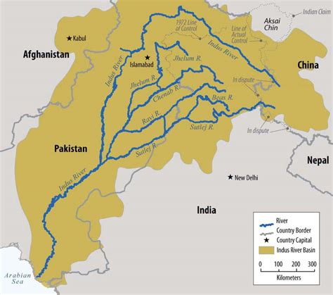 middle east map with rivers river map middle east