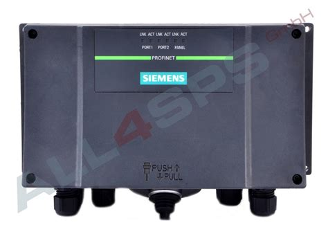 mobile panel siemens anschluss box pn mobile panels 6av6671 5ae11