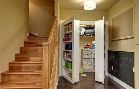 How To Make A Secret Bookcase Door Clever Ways Of Adding Secret Storage To Your Home
