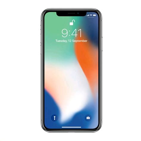apple australia iphone x apple iphone x a1865 64gb silver expansys australia