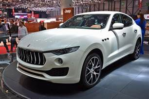 Maserati Porsche Could A V8 Powered Maserati Levante Topple The Porsche