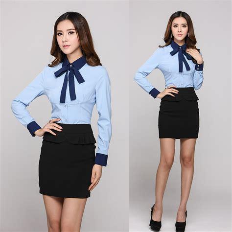 lade stile inglese profissional formal uniformes escrit 243 mulheres ternos
