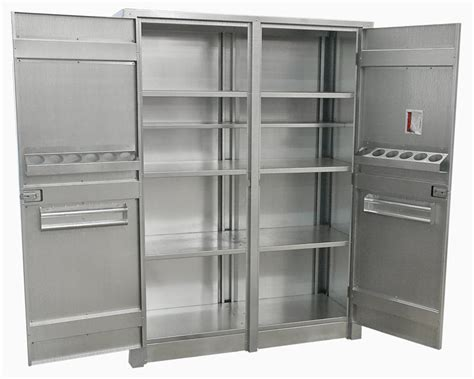 industrial metal storage cabinets industrial galvanized steel storage cabinet 248 starland