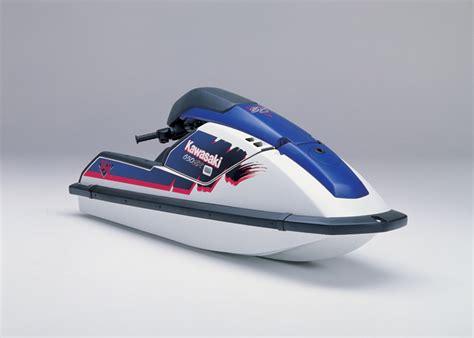 Kawasaki 650 Jet Ski by Canadian Kawasaki Motors Inc