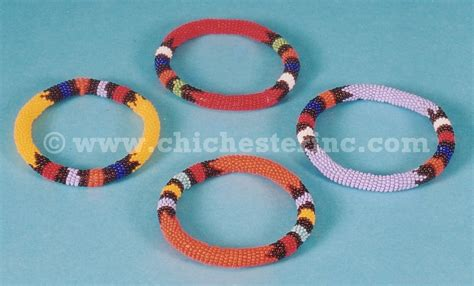 zulu beaded bracelets from south africa