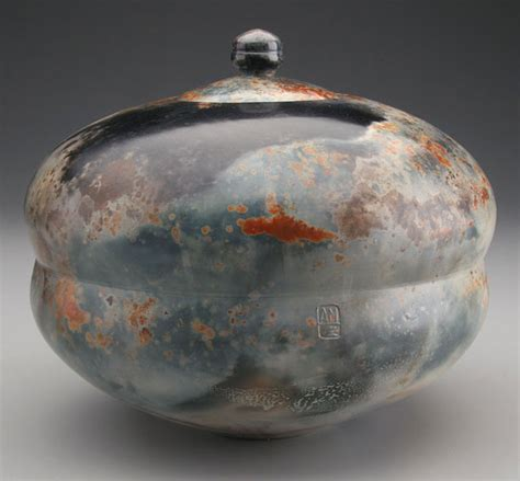 pit pottery pit fired pottery alex mandli saggar fired and pit