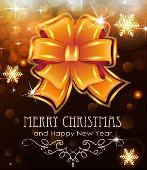 merry christmas happy  year banner  vector    vector  commercial