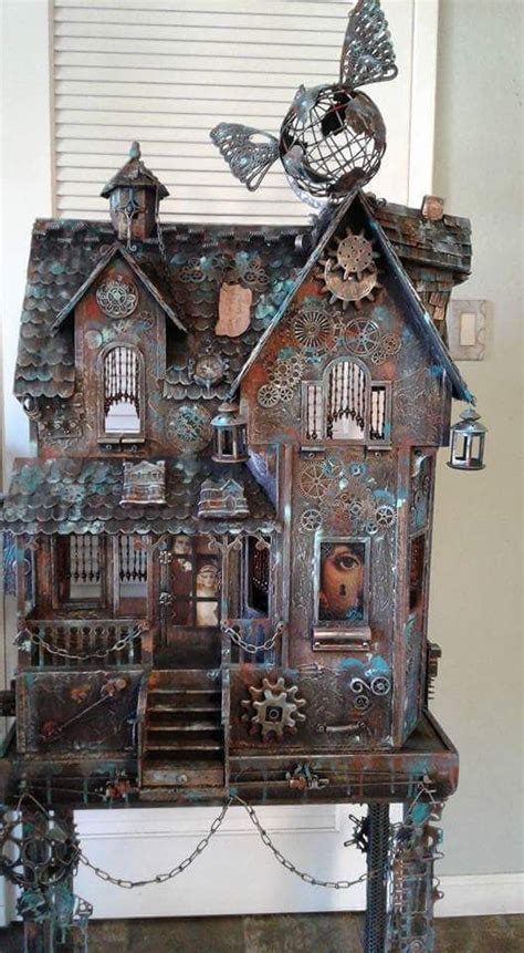 gothic dolls house furniture 1000 ideas about steunk house on pinterest steunk