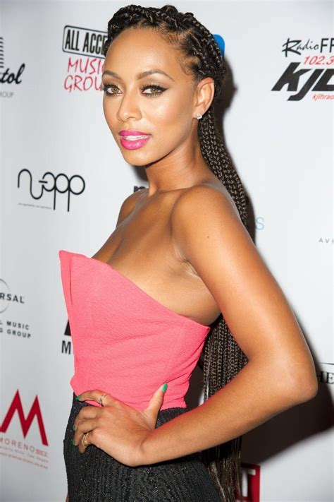 what type of hair does keri hilson have the 411 on box braids why they re great and how to wear