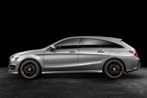 Tieferlegung Cla Shooting Brake by Mercedes Benz Cla Klasse Shooting Brake