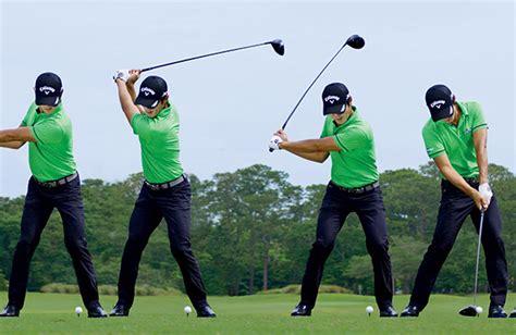 jb holmes swing sequence swing sequence danny lee australian golf digest