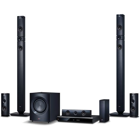 Home Theater Lg lg bh9431pw 3d capable 9 1 channel disc home bh9431pw