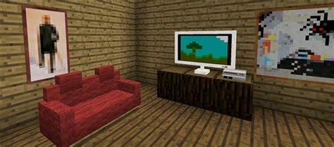 more furniture mod for minecraft pe 1 2 0 7 mcpe box