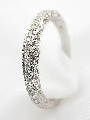 vintage style wedding ring with filigree schmuck in 2019