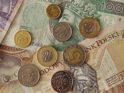 Mata Uang Koin gambar kas polandia mata uang koin uang kertas
