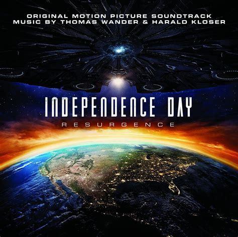 Independence Day Resurgence Soundtrack Details