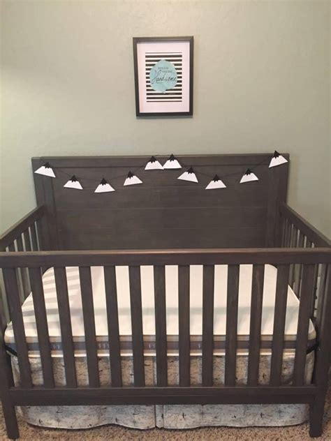 crib mattress reviews brentwood home wildfern crib mattress review sleepopolis