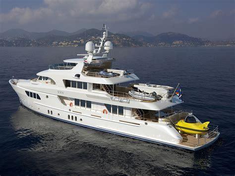 Die Yacht by Sofia Eine Der Gr 246 223 Ten Yachten Moonen Shipyards