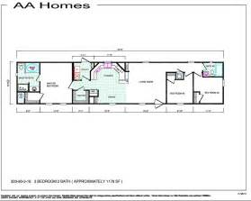Single Wide Trailer Floor Plans Single Wide Mobile Home Floor Plans 2 Bedroom Bedroom At