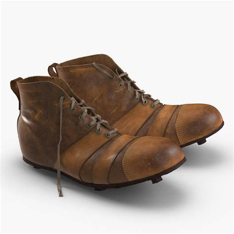 vintage football shoes 3d vintage football boots