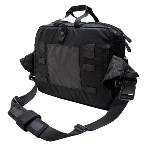 mission messenger go bag s o tech tactical