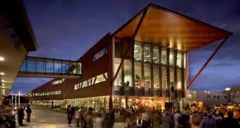 Unitec New Zealand Mba by Waitakere Central Library Unitec Facilities Architectus
