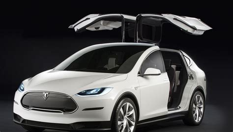 Tesla Desktop 2016 Tesla Model X Hd Pics Wallpapers 10005 Grivu